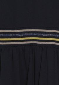 The New - MALLORY DRESS - Jerseykleid - black iris - 4