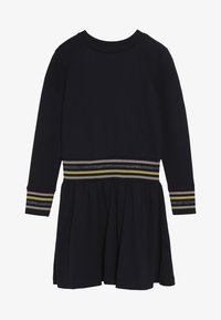 The New - MALLORY DRESS - Jerseykleid - black iris - 3