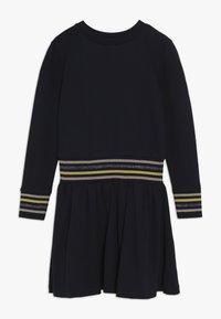 The New - MALLORY DRESS - Jerseykleid - black iris - 0