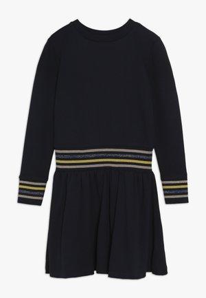 MALLORY DRESS - Robe en jersey - black iris