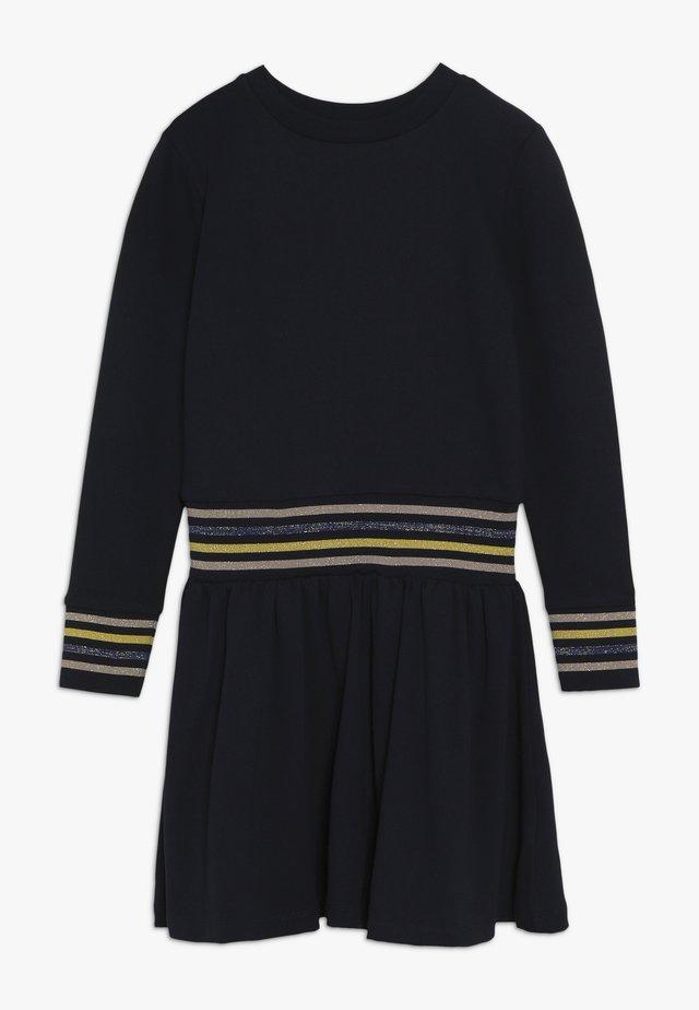 MALLORY DRESS - Vestito di maglina - black iris