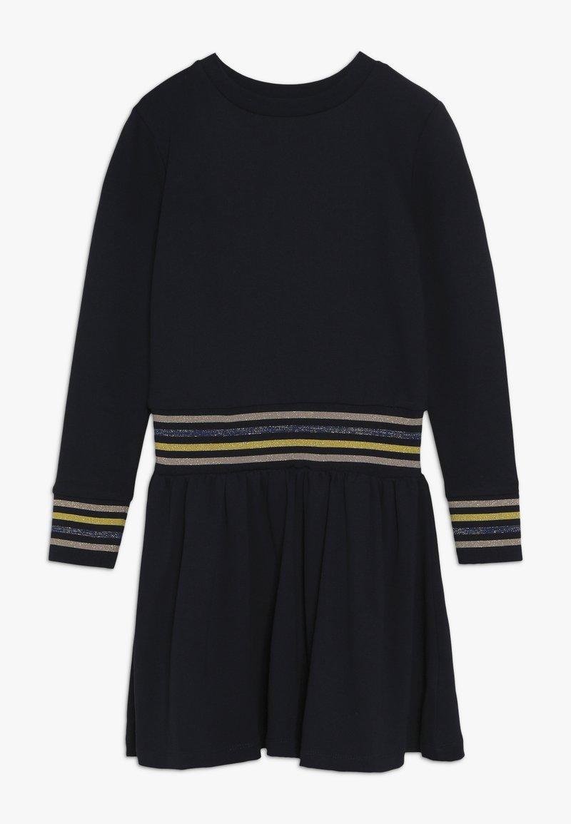 The New - MALLORY DRESS - Jerseykleid - black iris