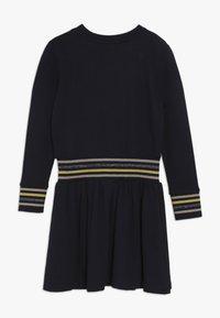 The New - MALLORY DRESS - Jerseykleid - black iris - 1