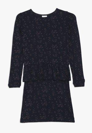 MANDY DRESS - Robe en jersey - black iris