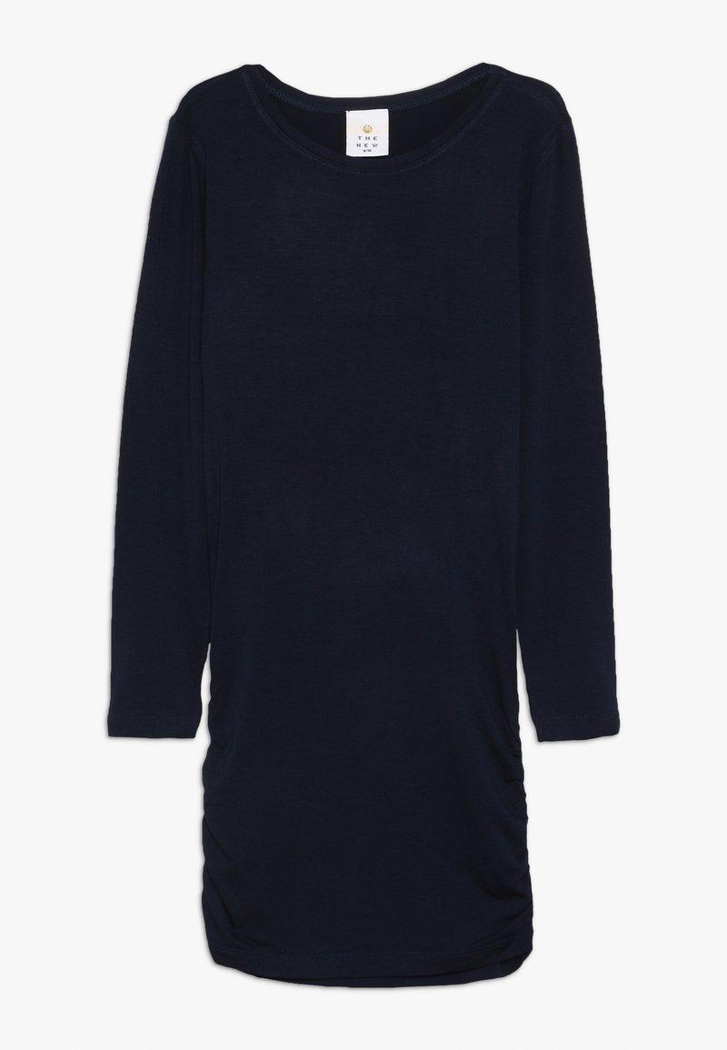 The New - ANUKA DRESS - Vestido ligero - black iris