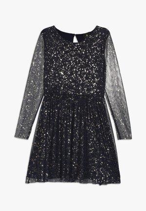 FINA DRESS - Vestido de cóctel - navy blazer