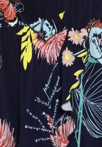 The New - OLMA DRESS - Jersey dress - black iris - 3