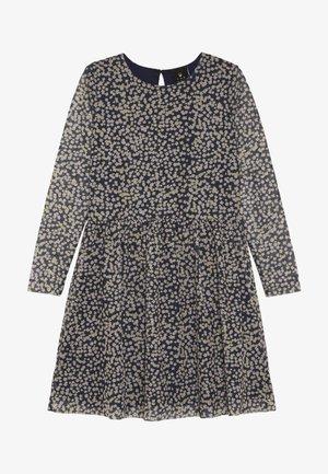 ANNA OPRAH DRESS - Denní šaty - black iris