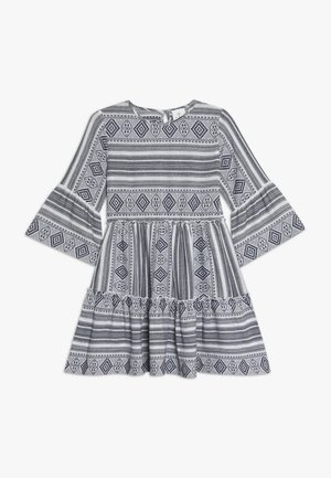 OCIE DRESS - Robe d'été - black iris