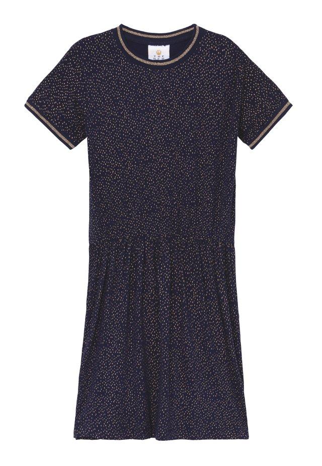 OLIVIA  - Jersey dress - black iris