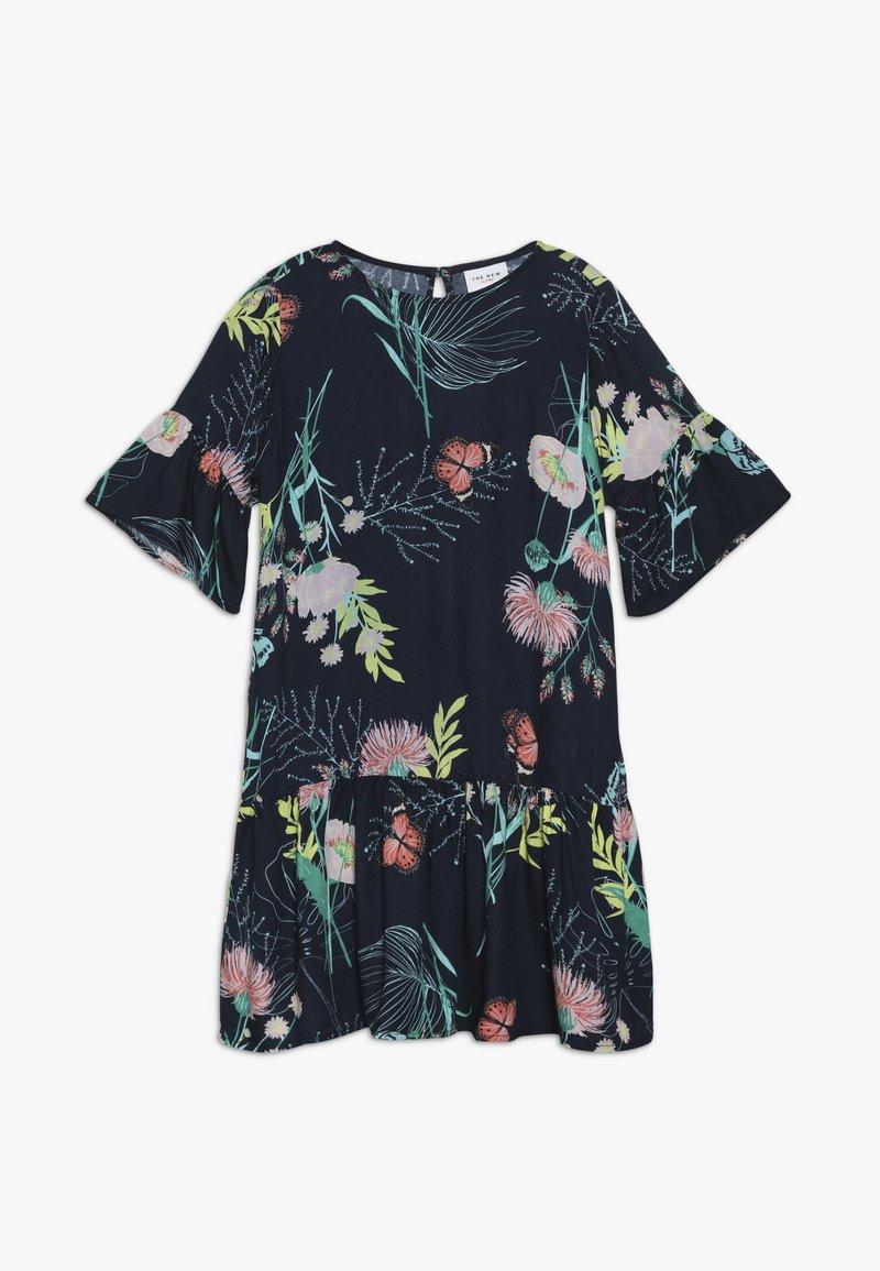 The New - OHARA DRESS - Day dress - black iris