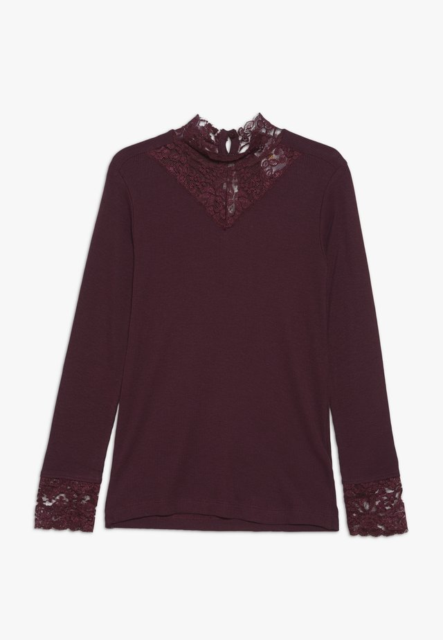 OLACE TEE - Long sleeved top - winetasting
