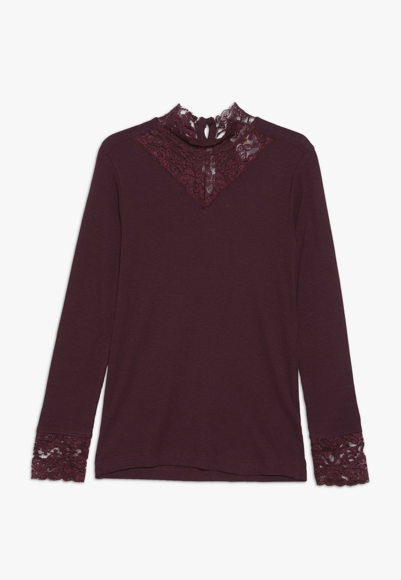 The New - OLACE TEE - Long sleeved top - winetasting