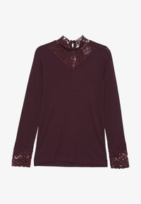 The New - OLACE TEE - Long sleeved top - winetasting - 2