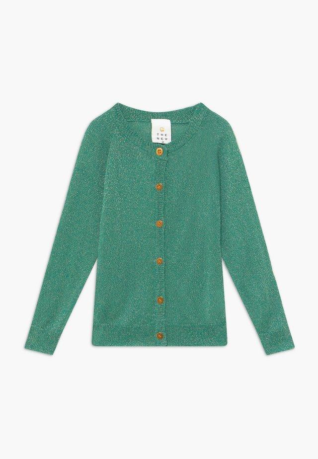 AYA CARDIGAN - Cardigan - green