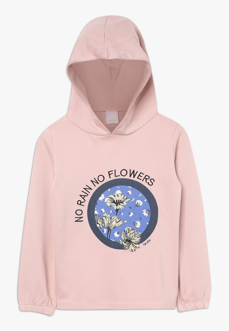 The New - MOMO TEE HOODIE - Jersey con capucha - rose