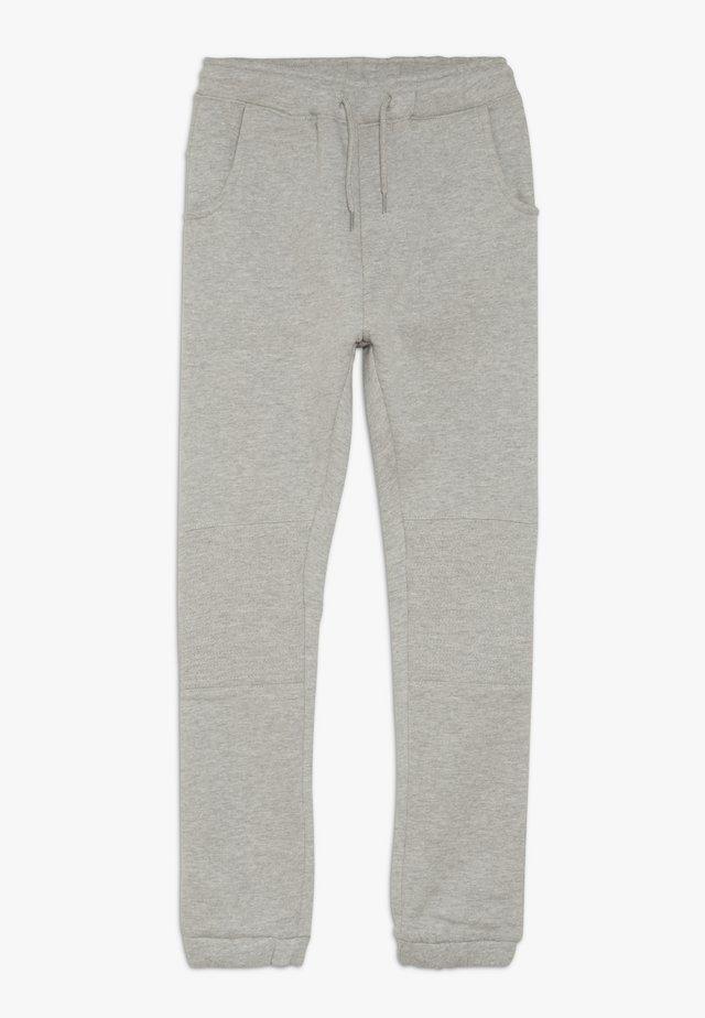 THE NEW ECO  - Pantaloni sportivi - light grey melange