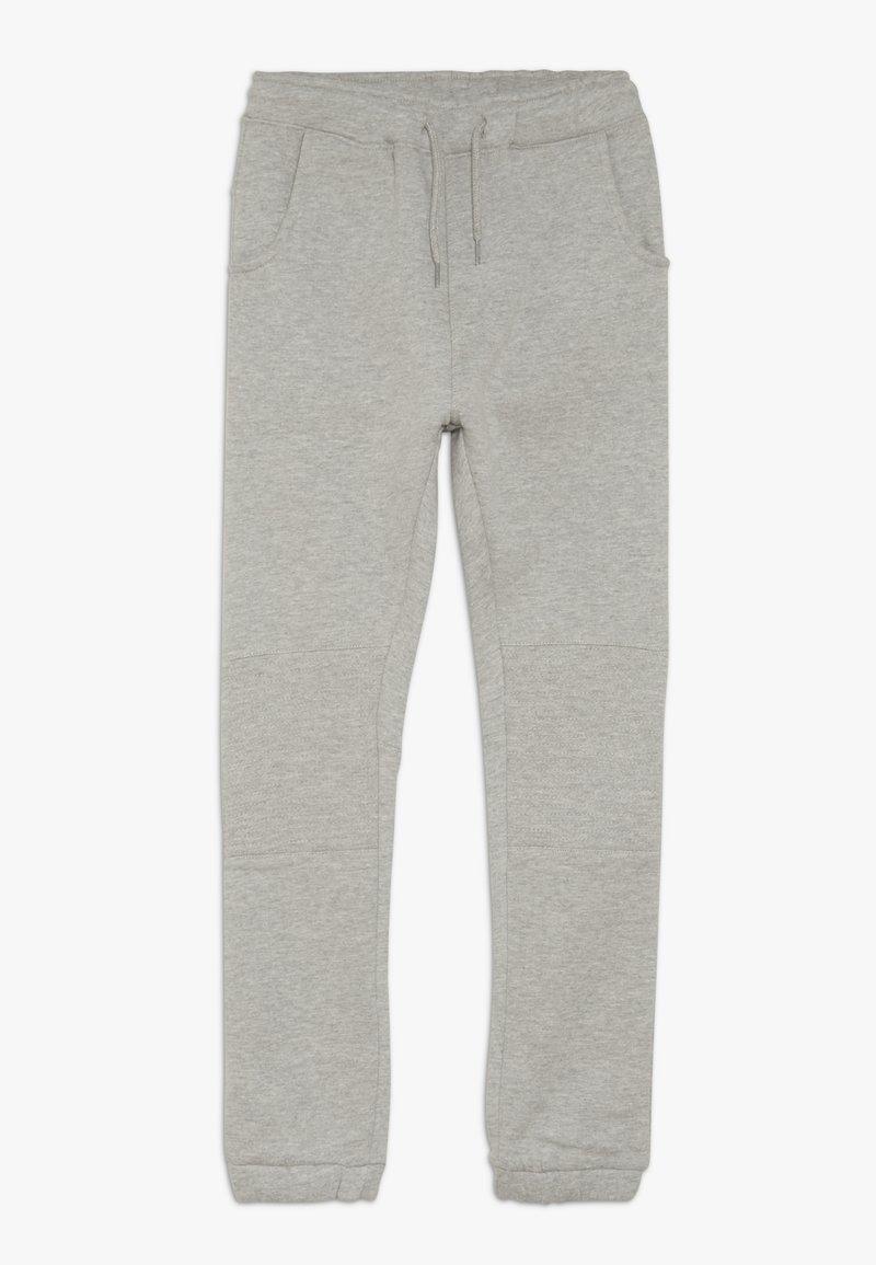 The New - THE NEW ECO  - Pantalones deportivos - light grey melange