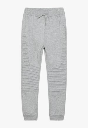 OSO - Teplákové kalhoty - light grey melange