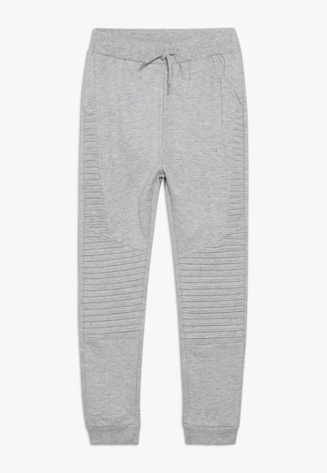 OSO - Tracksuit bottoms - light grey melange