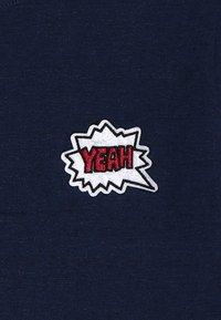 The New - KYLE TEE - T-shirt med print - dark blue - 3