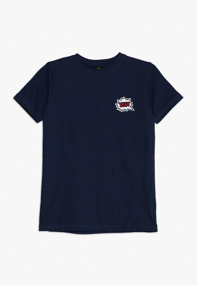 The New - KYLE TEE - Camiseta estampada - dark blue