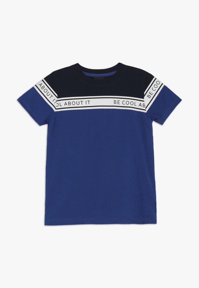 MURRON TEE - T-shirt con stampa - blue