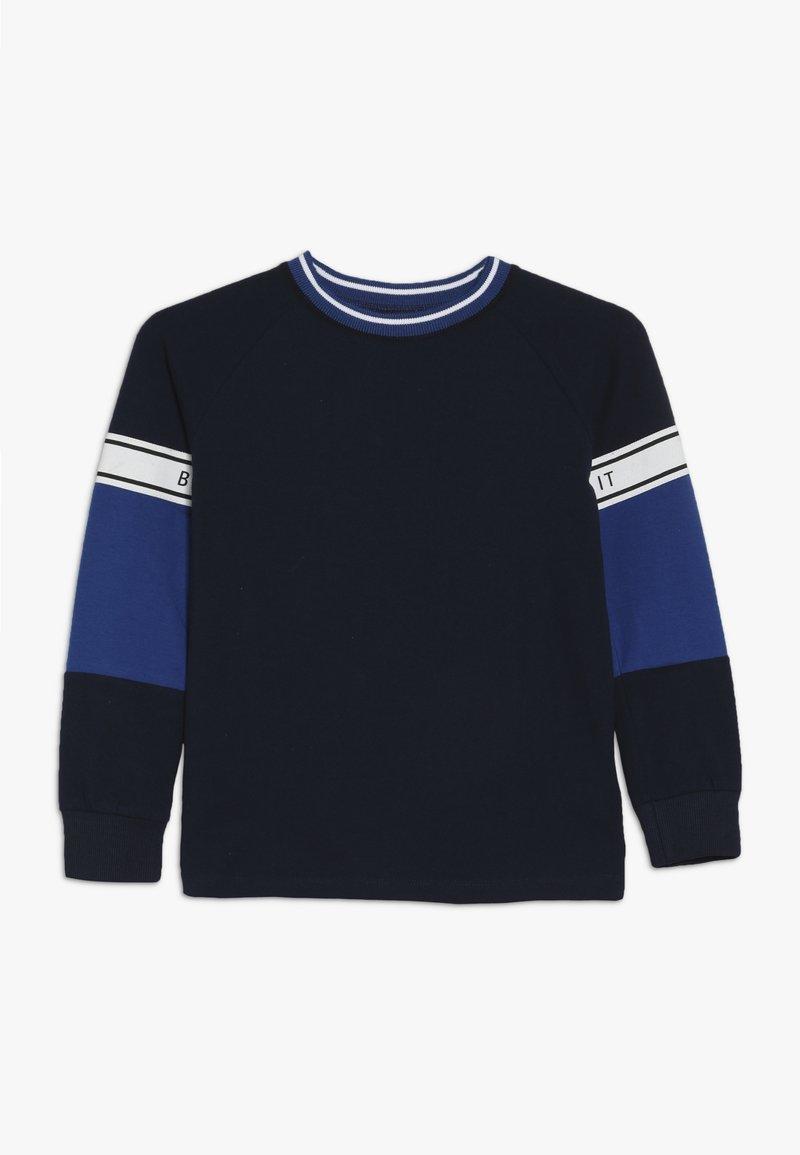 The New - MIGGO - Langærmede T-shirts - black iris
