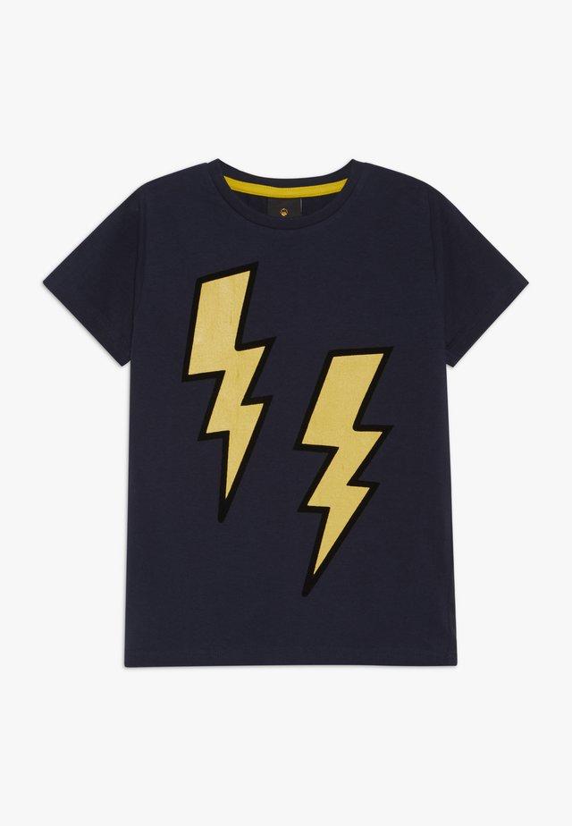 ODE TEE - T-shirt con stampa - black iris