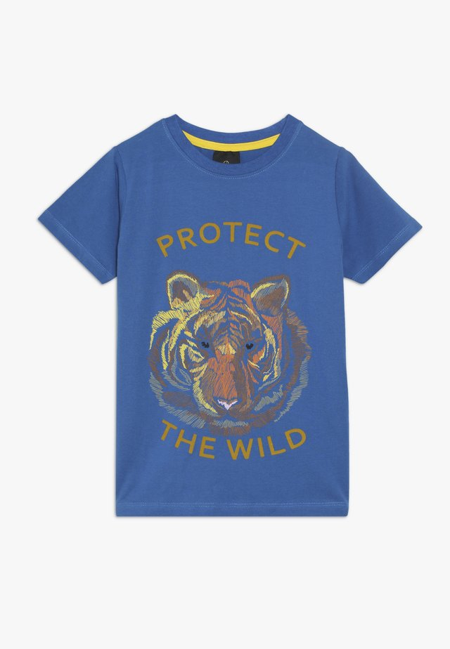 OTELLO TEE - Print T-shirt - classic blue