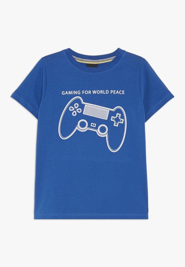 ORVILLE TEE - Camiseta estampada - classic blue