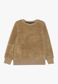 The New - MARCUS TEDDY SCHOOL - Sweater - camel - 0