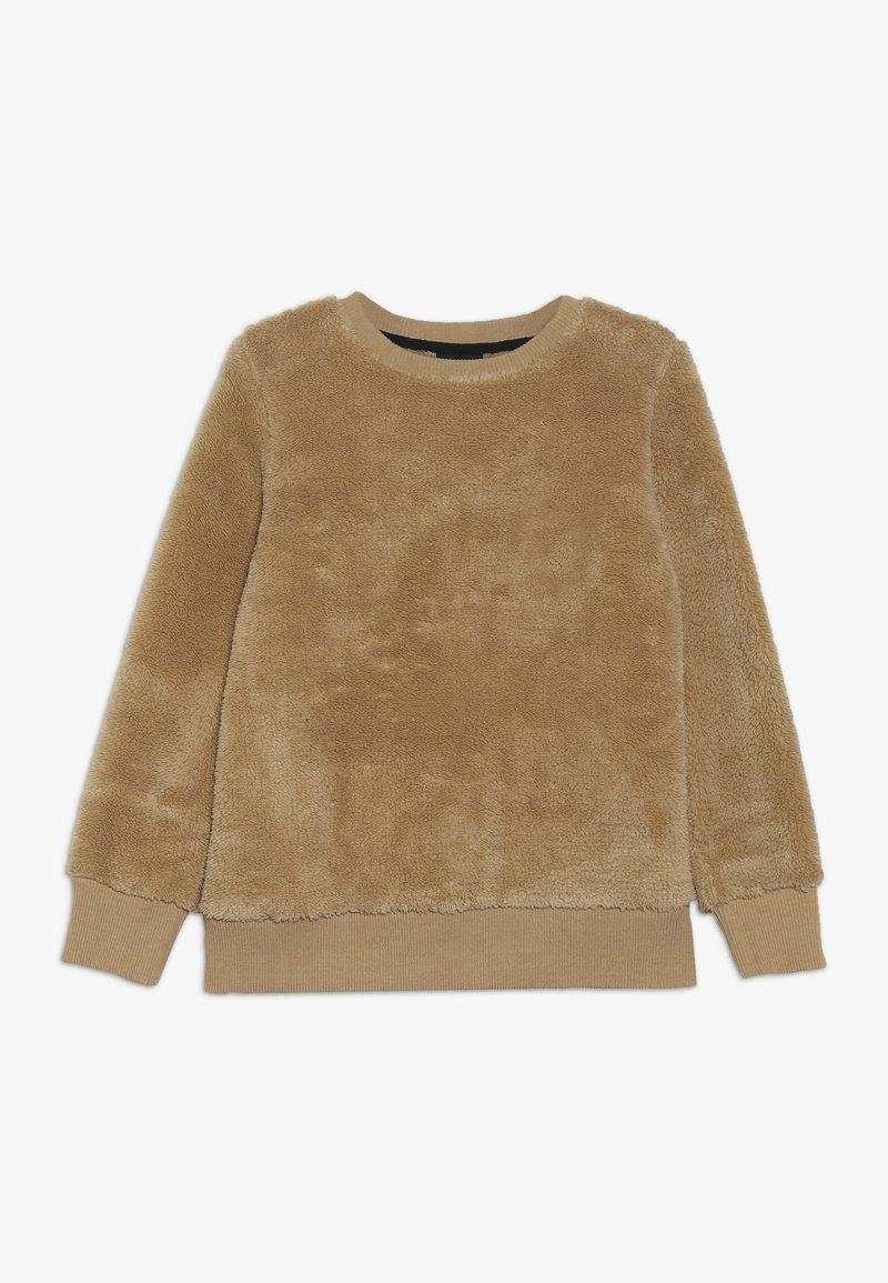 The New - MARCUS TEDDY SCHOOL - Sweatshirt - camel
