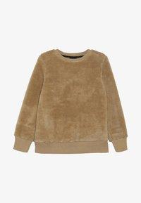 The New - MARCUS TEDDY SCHOOL - Sweater - camel - 3