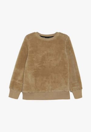 MARCUS TEDDY SCHOOL - Sweatshirt - camel