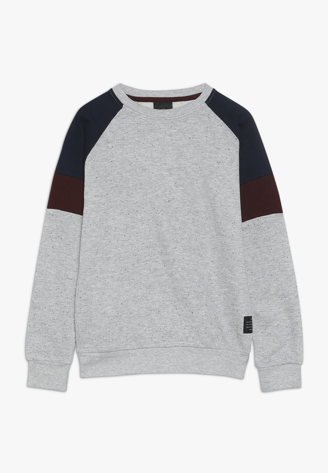 NOMO - Sweatshirt - light grey melange