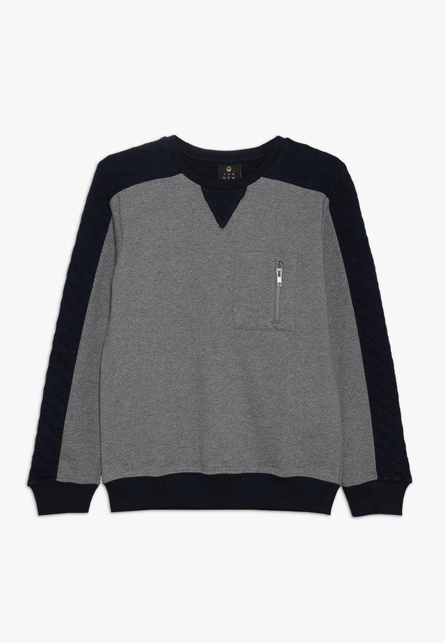 MICHELLO  - Sweatshirt - dark grey melange