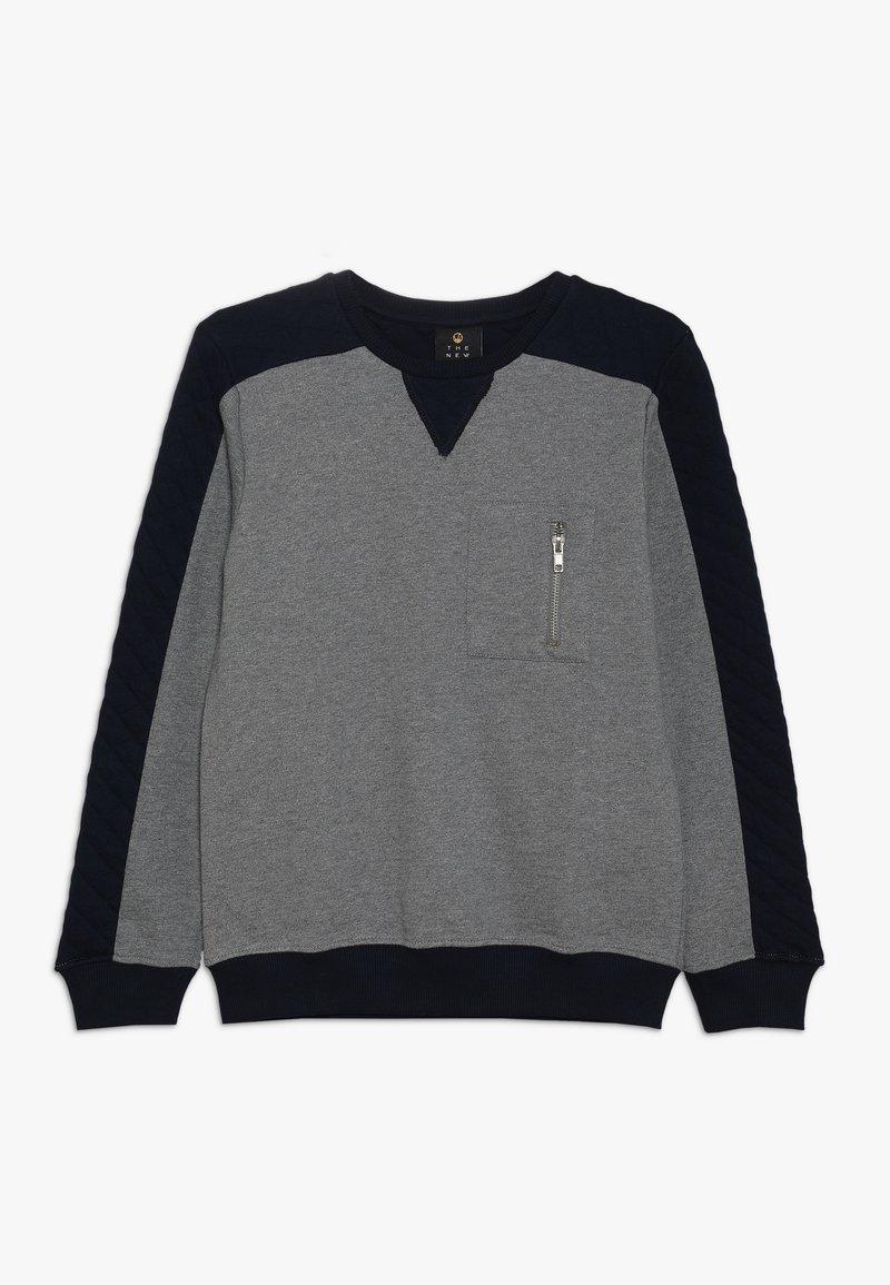 The New - MICHELLO  - Sudadera - dark grey melange