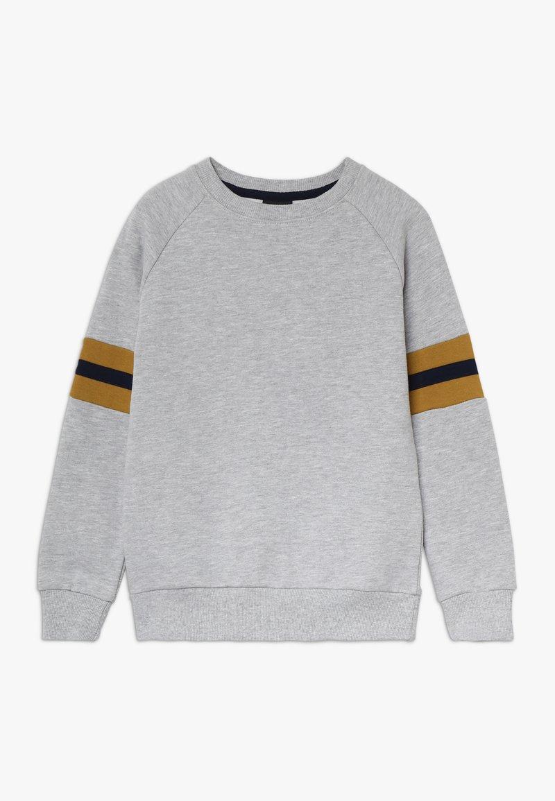 The New - MADS - Sweater - light grey melange
