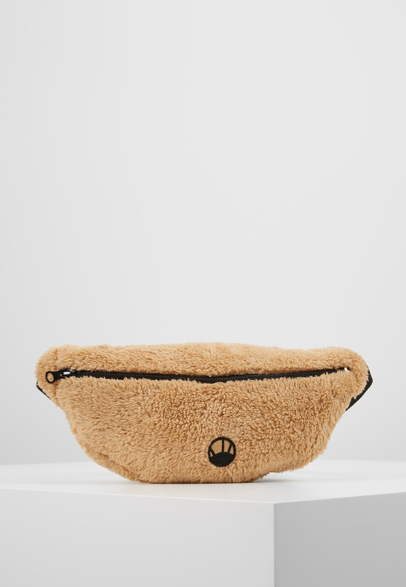 The New - TEDDY SCHOOL BUMBAG - Bum bag - camel