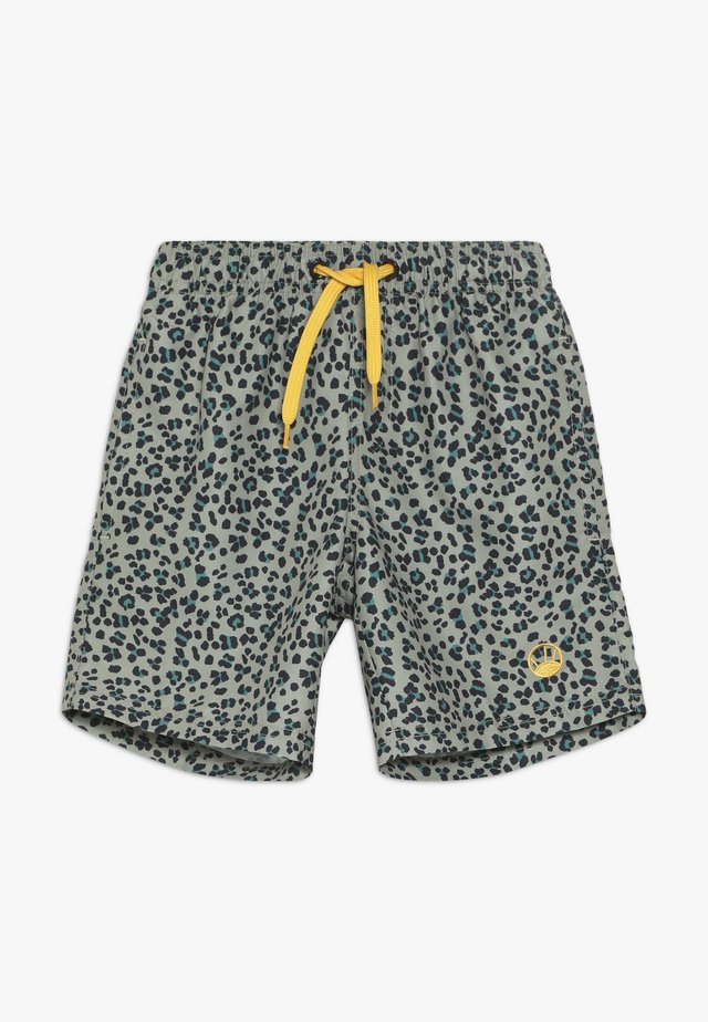 OREO SWIM - Swimming shorts - vetiver