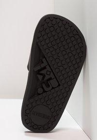 THE WHITE BRAND - BEACH MINIMAL - Pantolette flach - black - 5