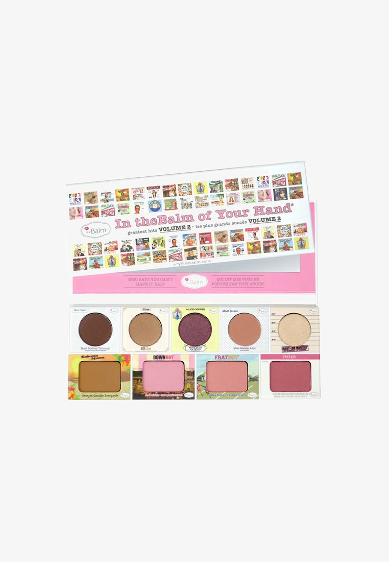 the Balm - IN THE BALM OF YOUR HAND FACE PALETTE - Face palette - volume2