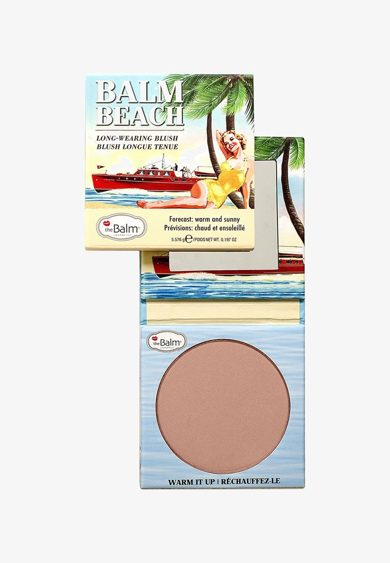 the Balm - BLUSH - Blush - balm beach