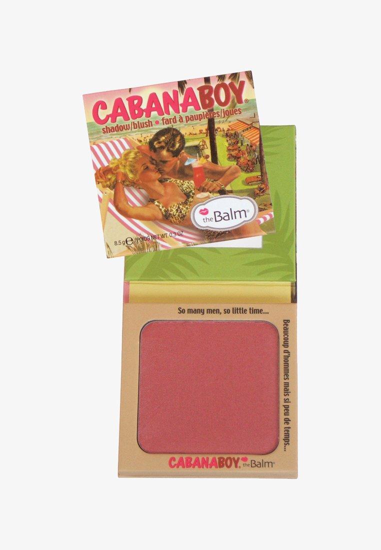 the Balm - BLUSH - Phard - cabanaboy