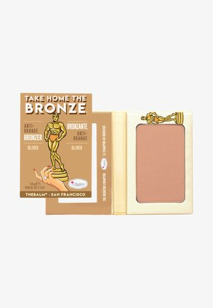 TAKE HOME THE BRONZE - Bronzer - oliver