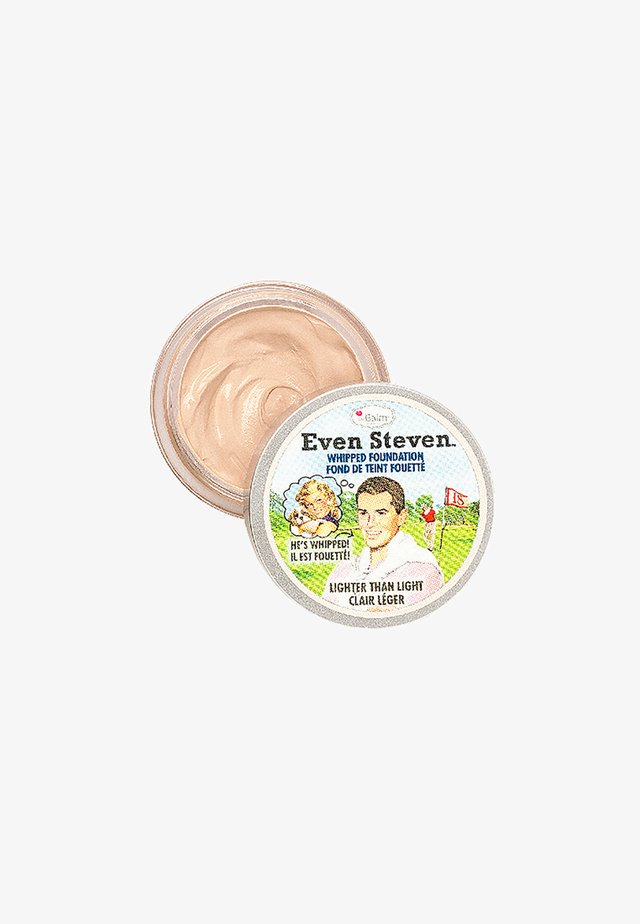 EVEN STEVEN WHIPPED FOUNDATION - Foundation - lighter than light