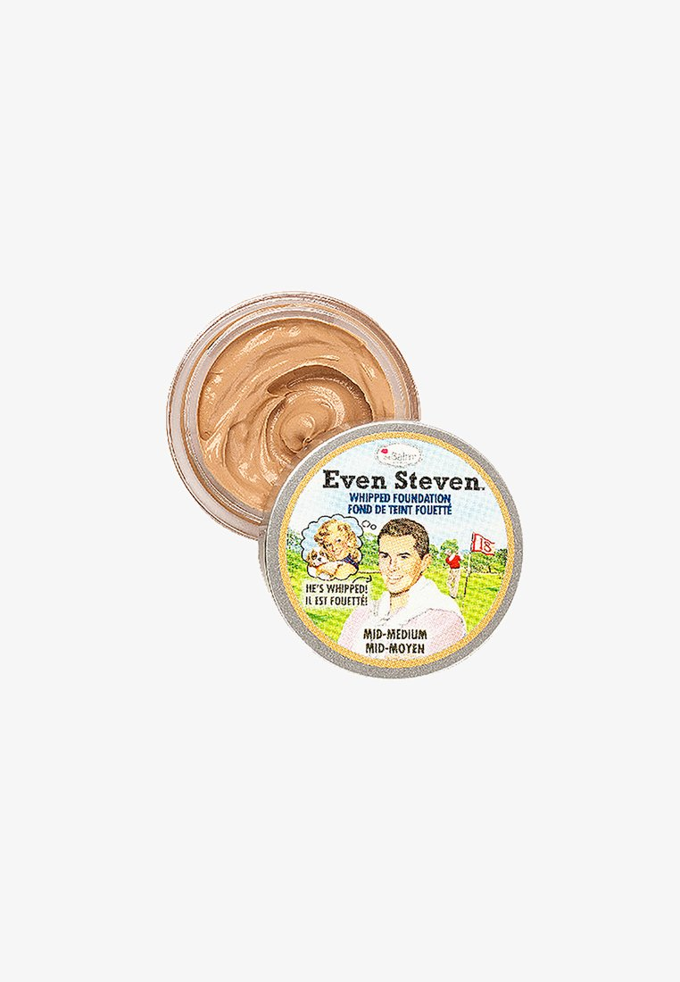 the Balm - EVEN STEVEN WHIPPED FOUNDATION - Foundation - mid-medium