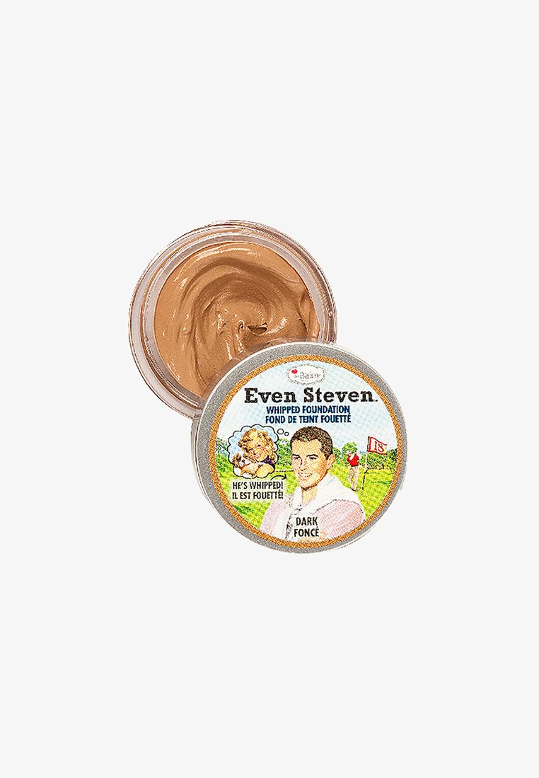 the Balm - EVEN STEVEN WHIPPED FOUNDATION - Foundation - dark