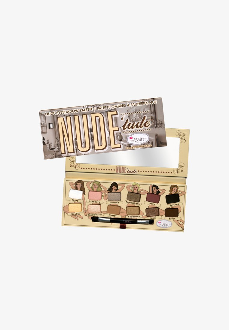 the Balm - EYESHADOW PALETTE - Eyeshadow palette - nude 'tude